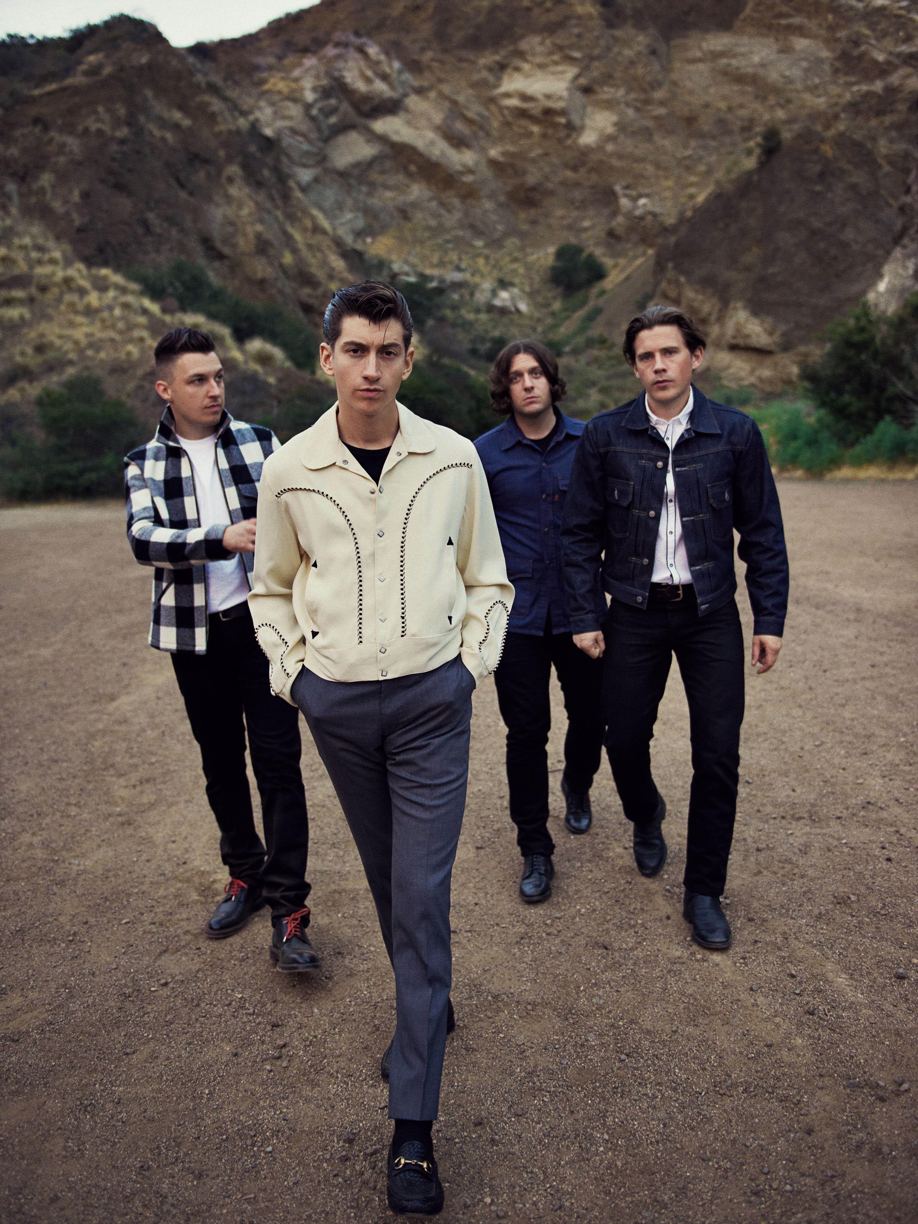 Arctic Monkeys For mobile