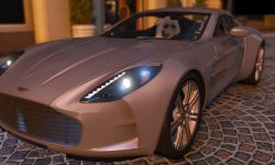 Aston Martin One-77 For mobile