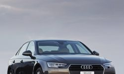 Audi A4 (B9) For mobile
