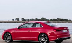 Audi A5 Coupe II For mobile