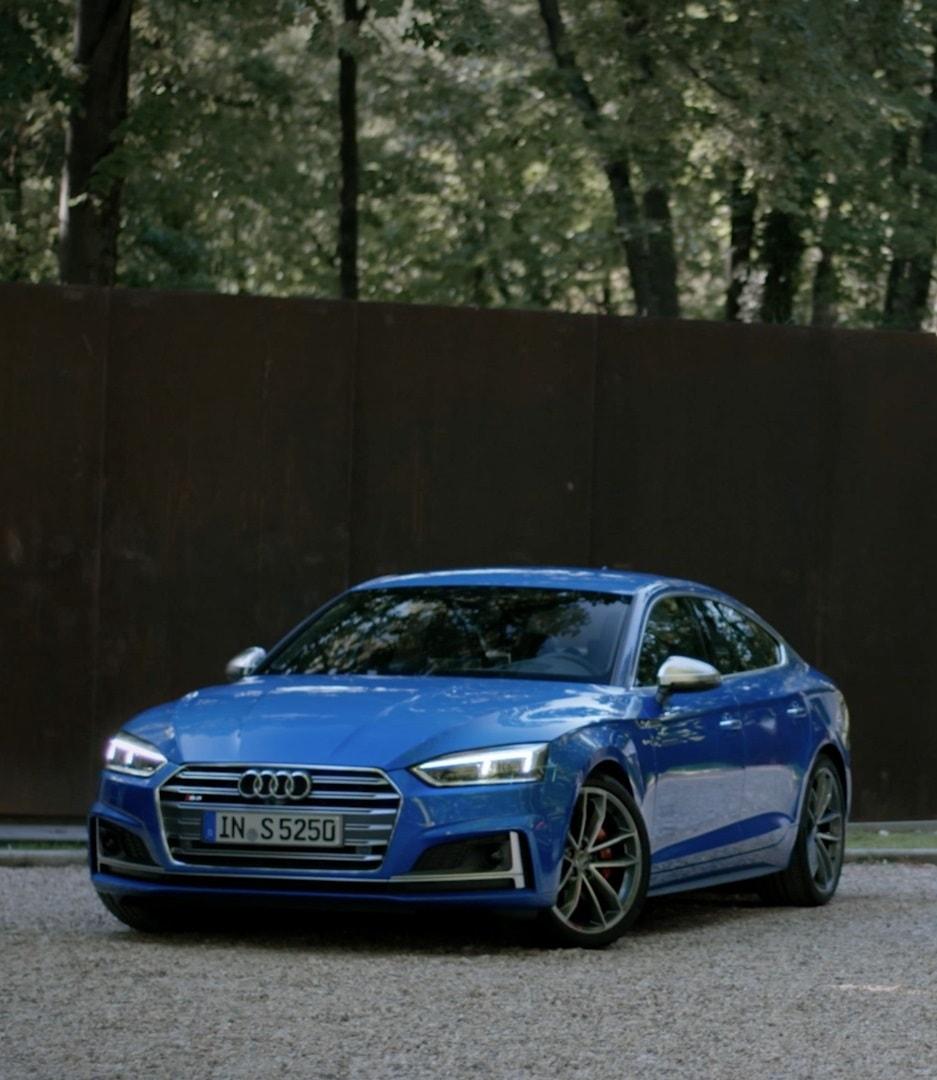 Audi A5 Sportback II For mobile