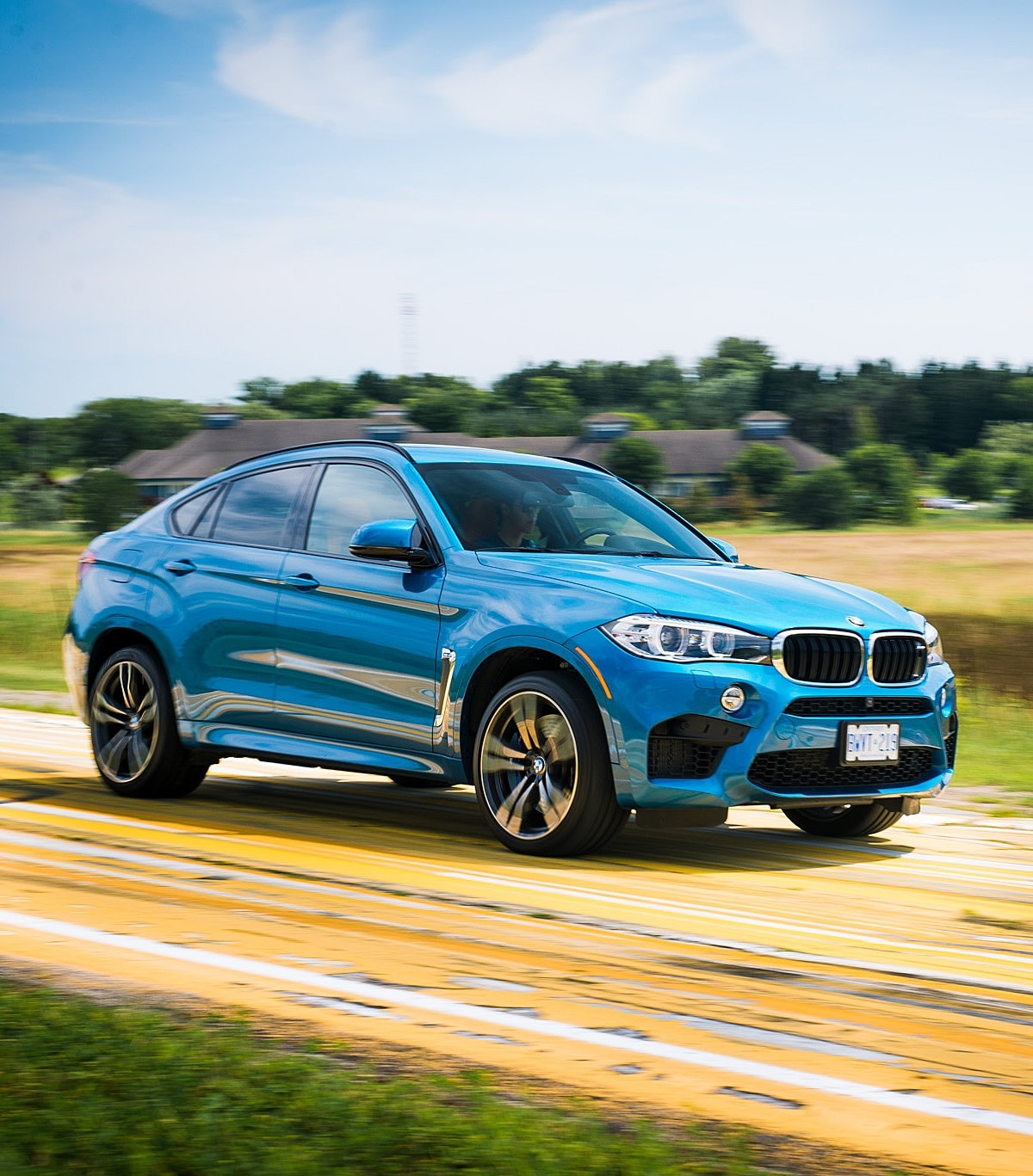 BMW X6 M (F86) HD Wallpapers