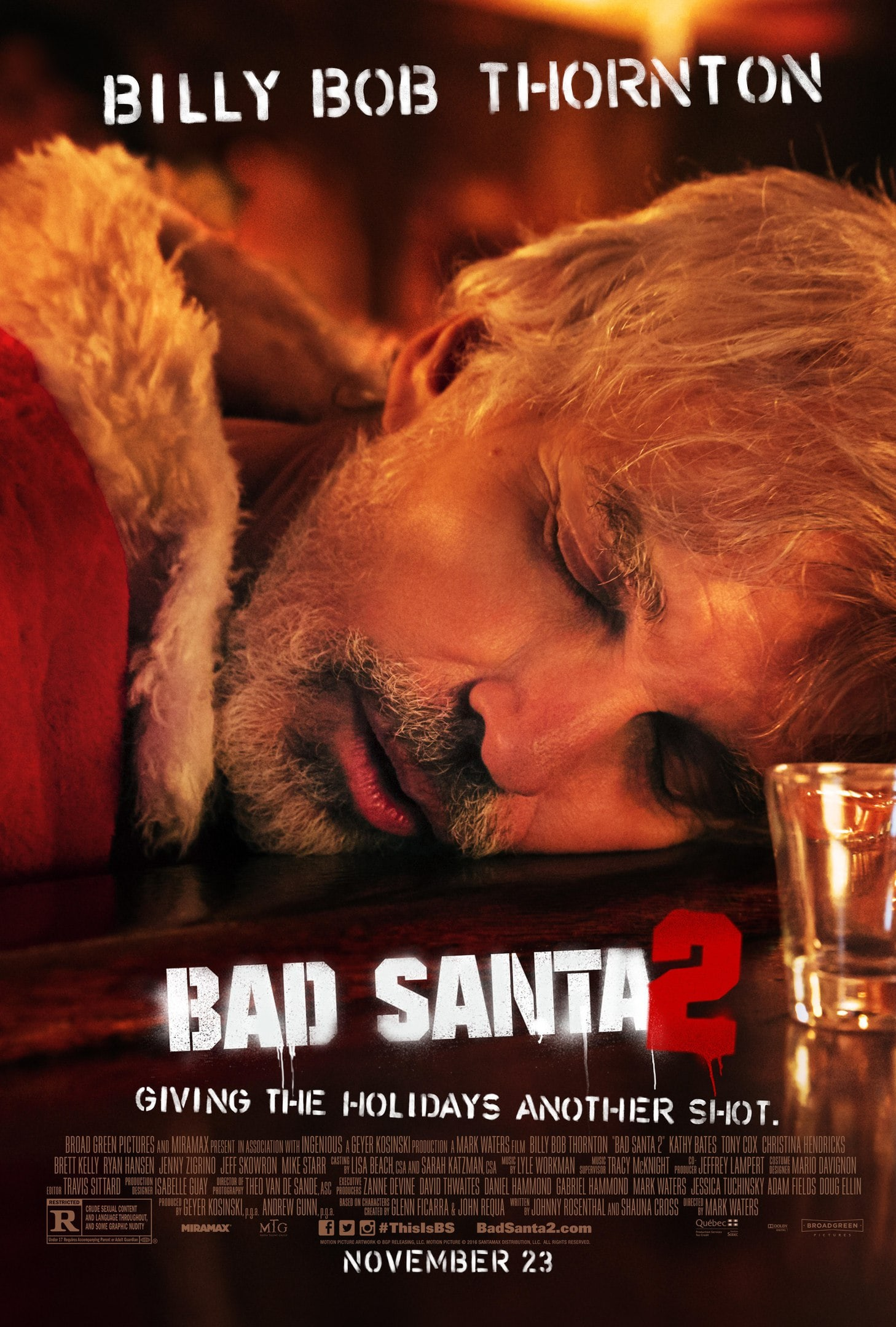 Bad Santa 2 For mobile