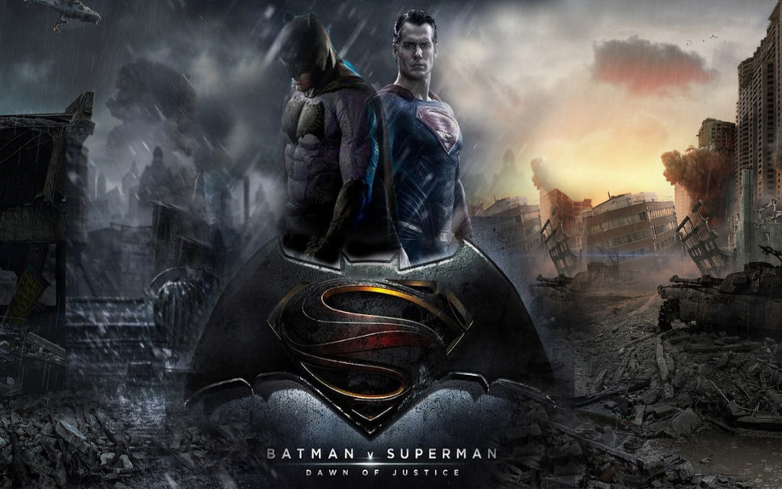 Batman Vs Superman: Dawn Of Justice Wallpaper