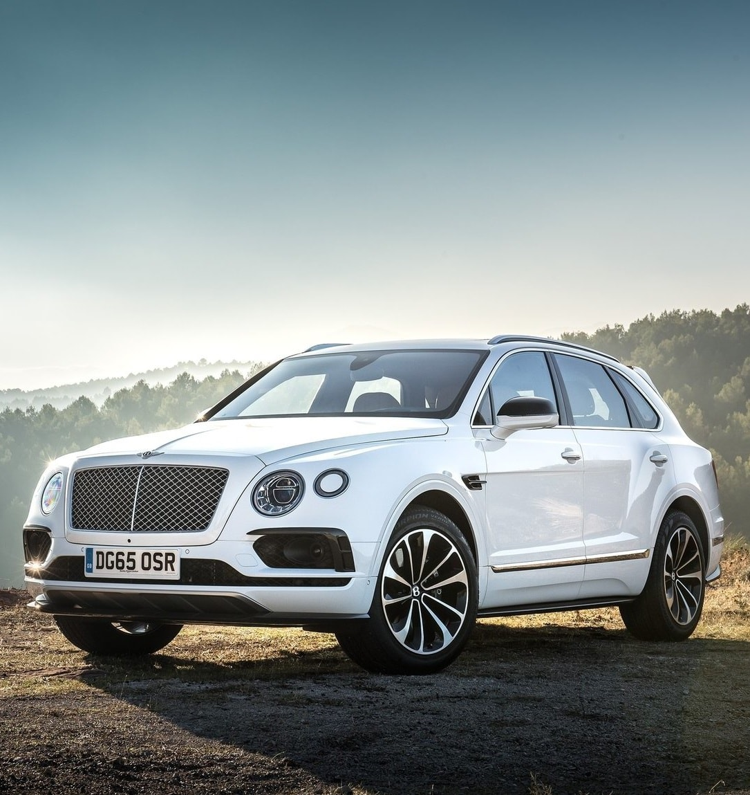 Bentley Bentayga For mobile