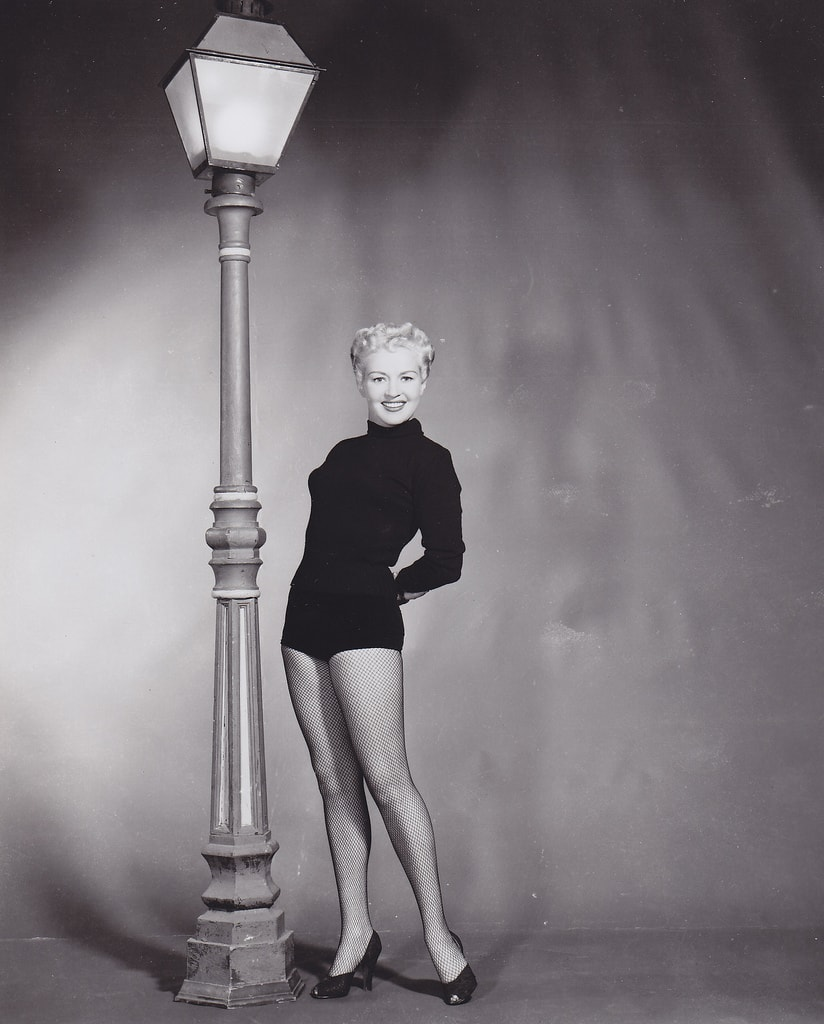 Betty Grable For mobile