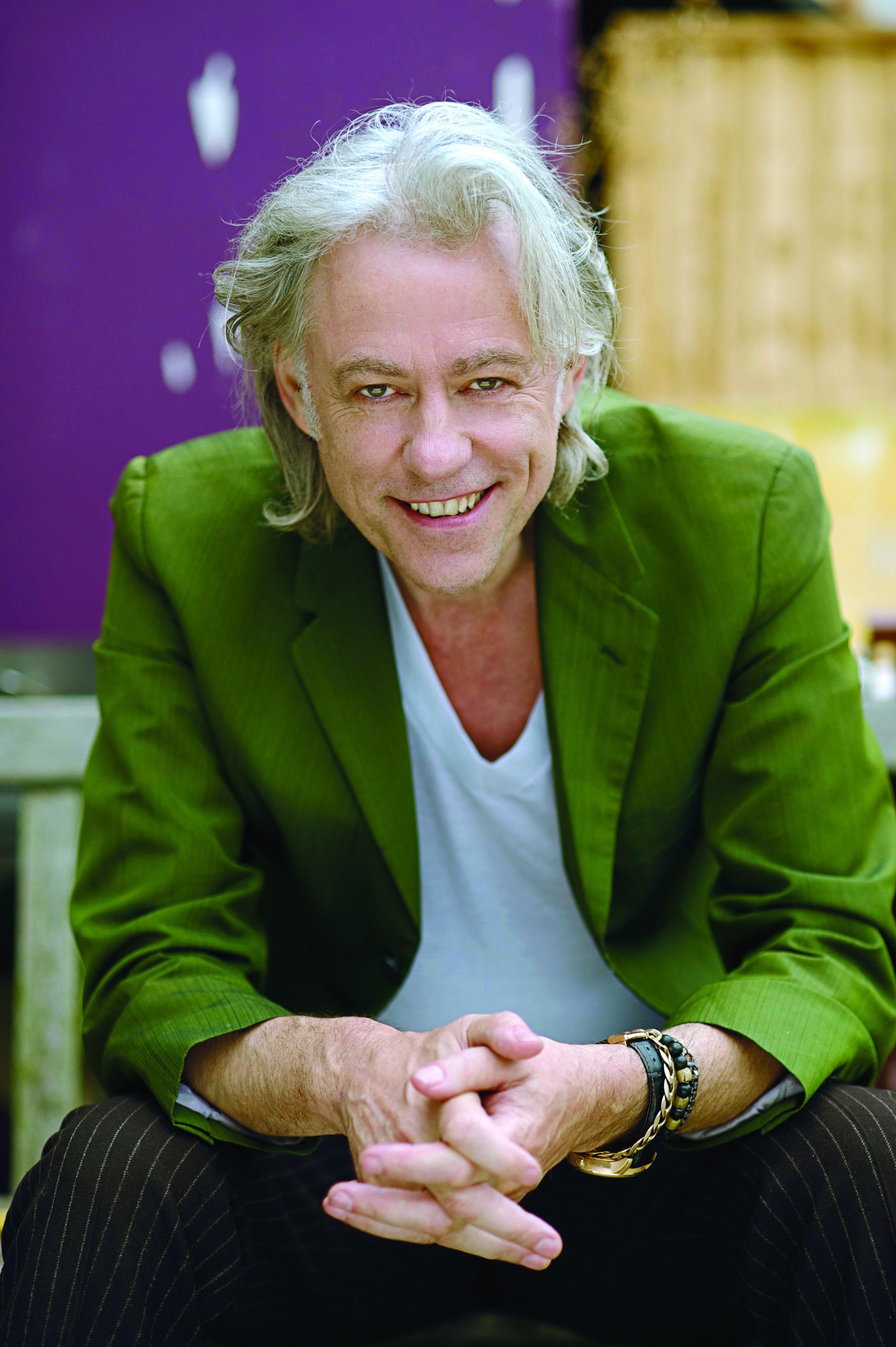 Bob Geldof For mobile