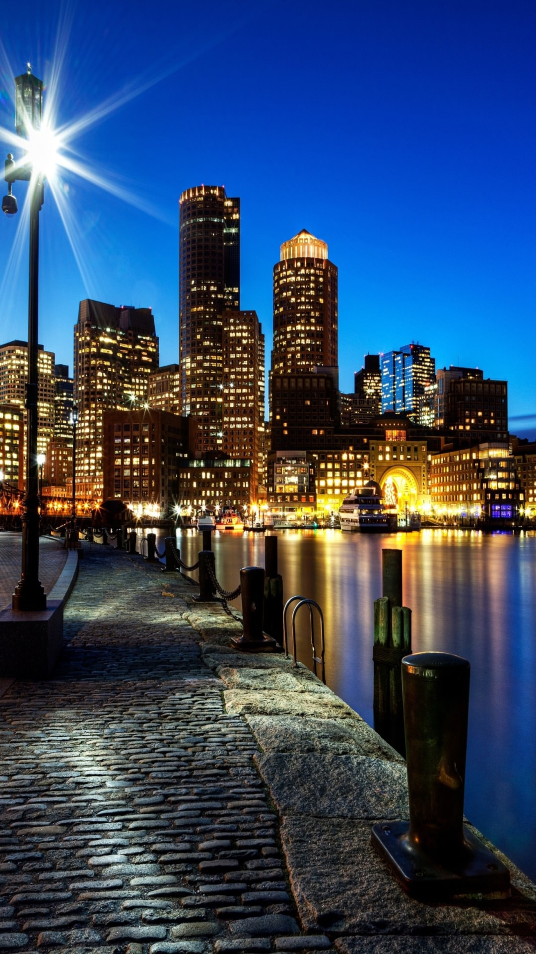 Boston For mobile