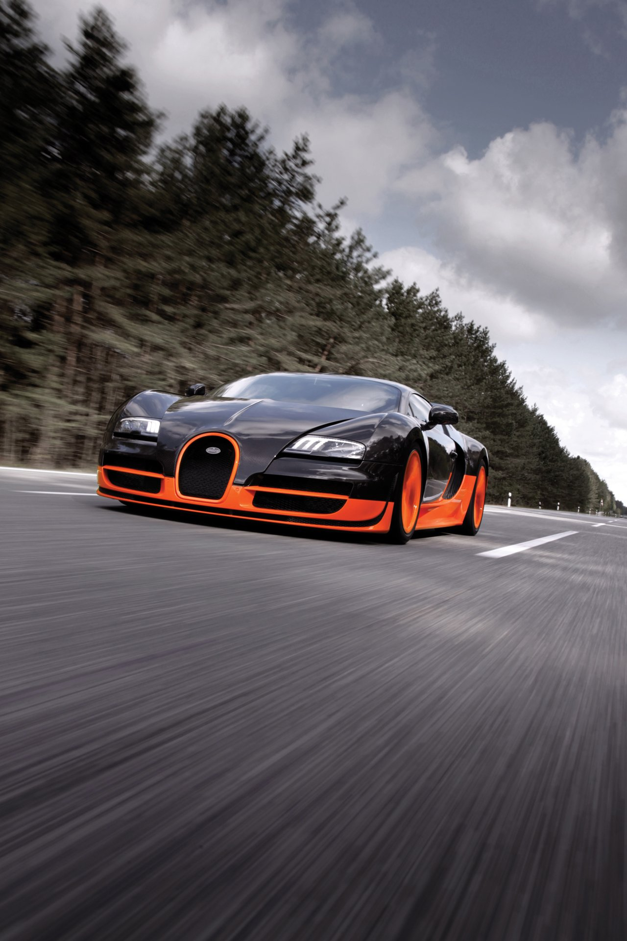 Bugatti Veyron Super Sport For mobile