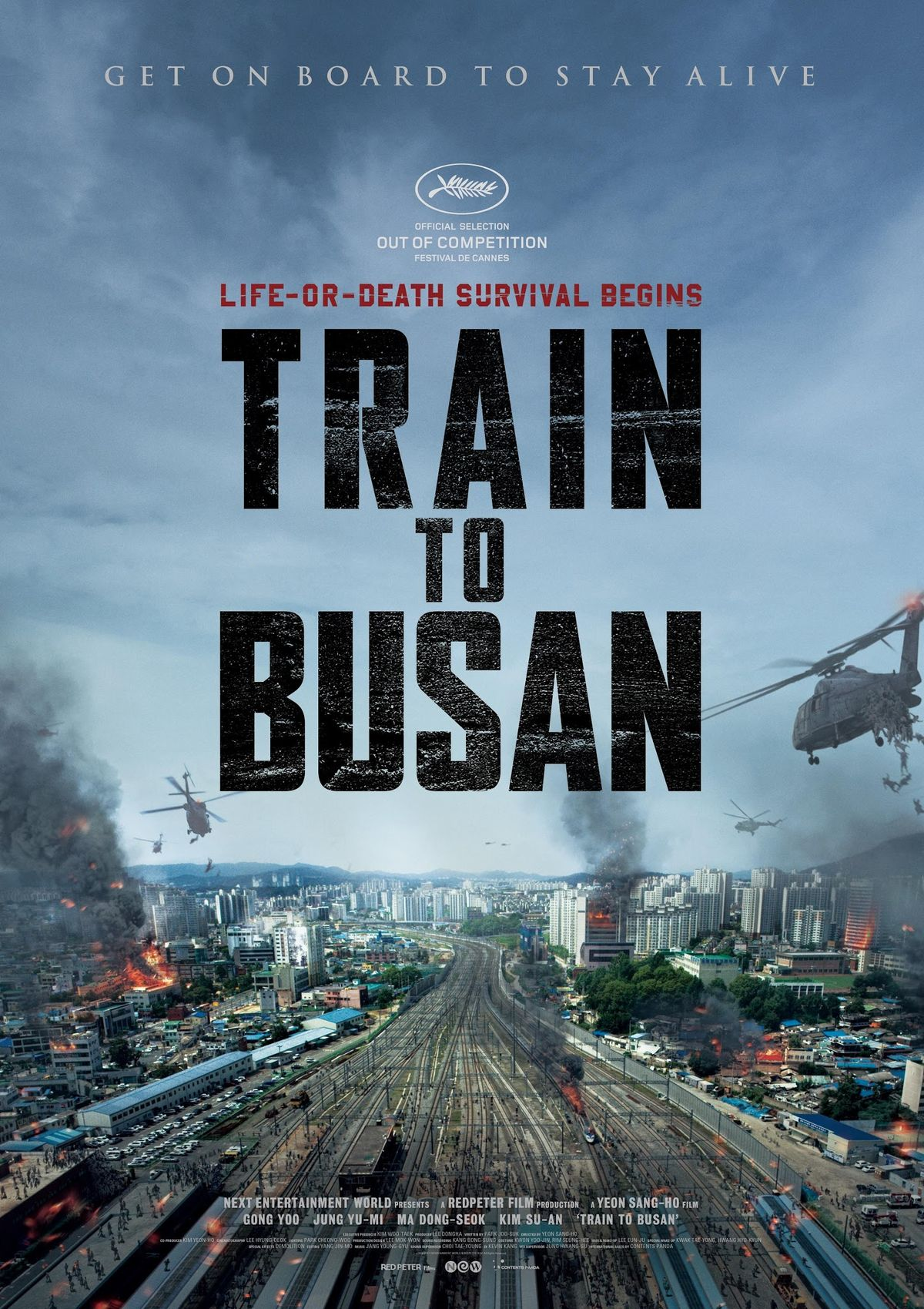 Train to Busan For mobile
