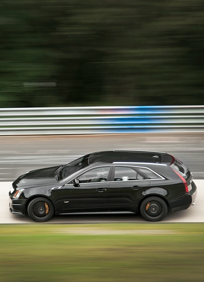Cadillac CTS-V Wagon For mobile