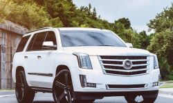 Cadillac Escalade 4 For mobile