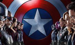 Captain America: Civil War Widescreen for desktop