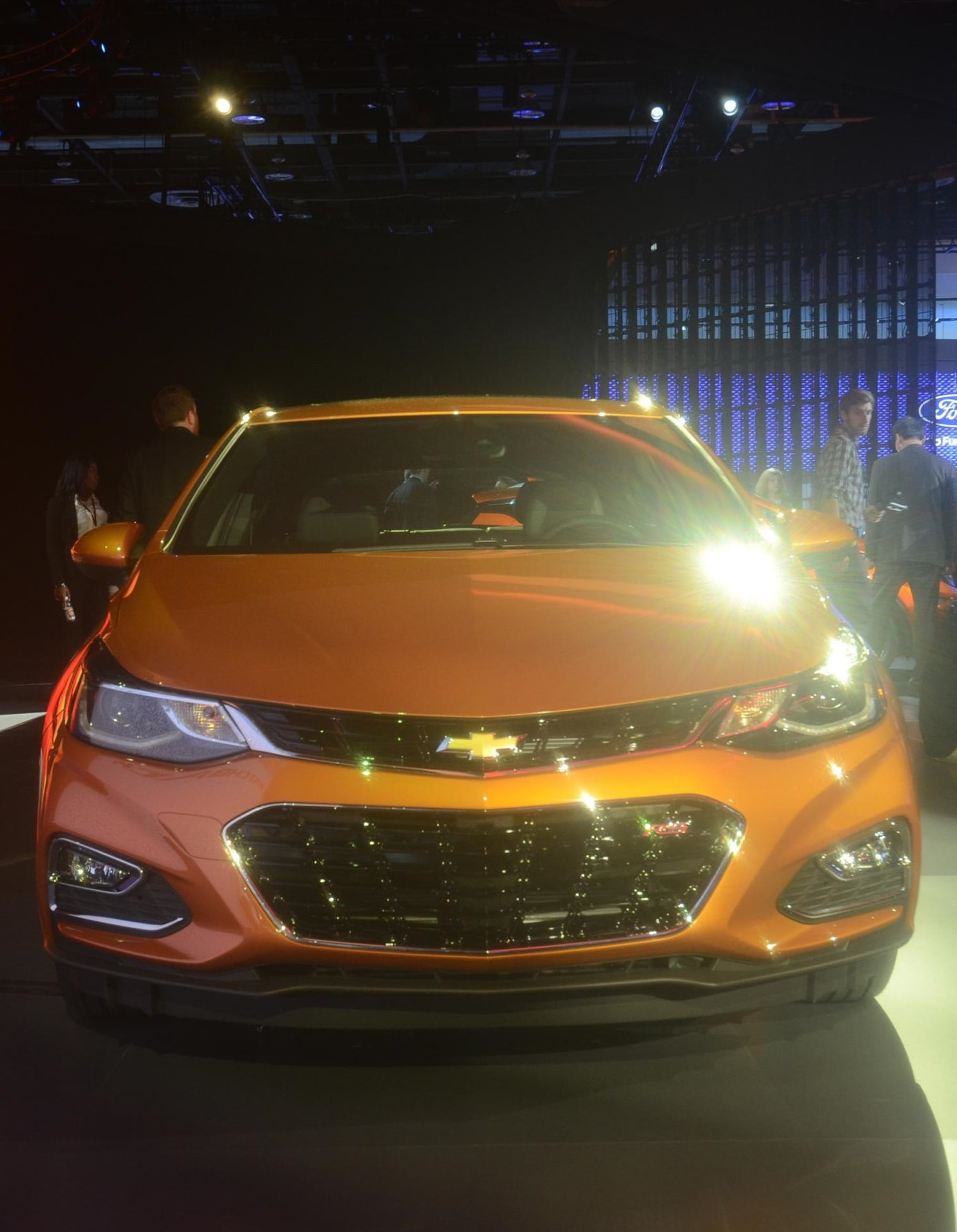 Chevrolet Cruze 2 Hatchback For mobile