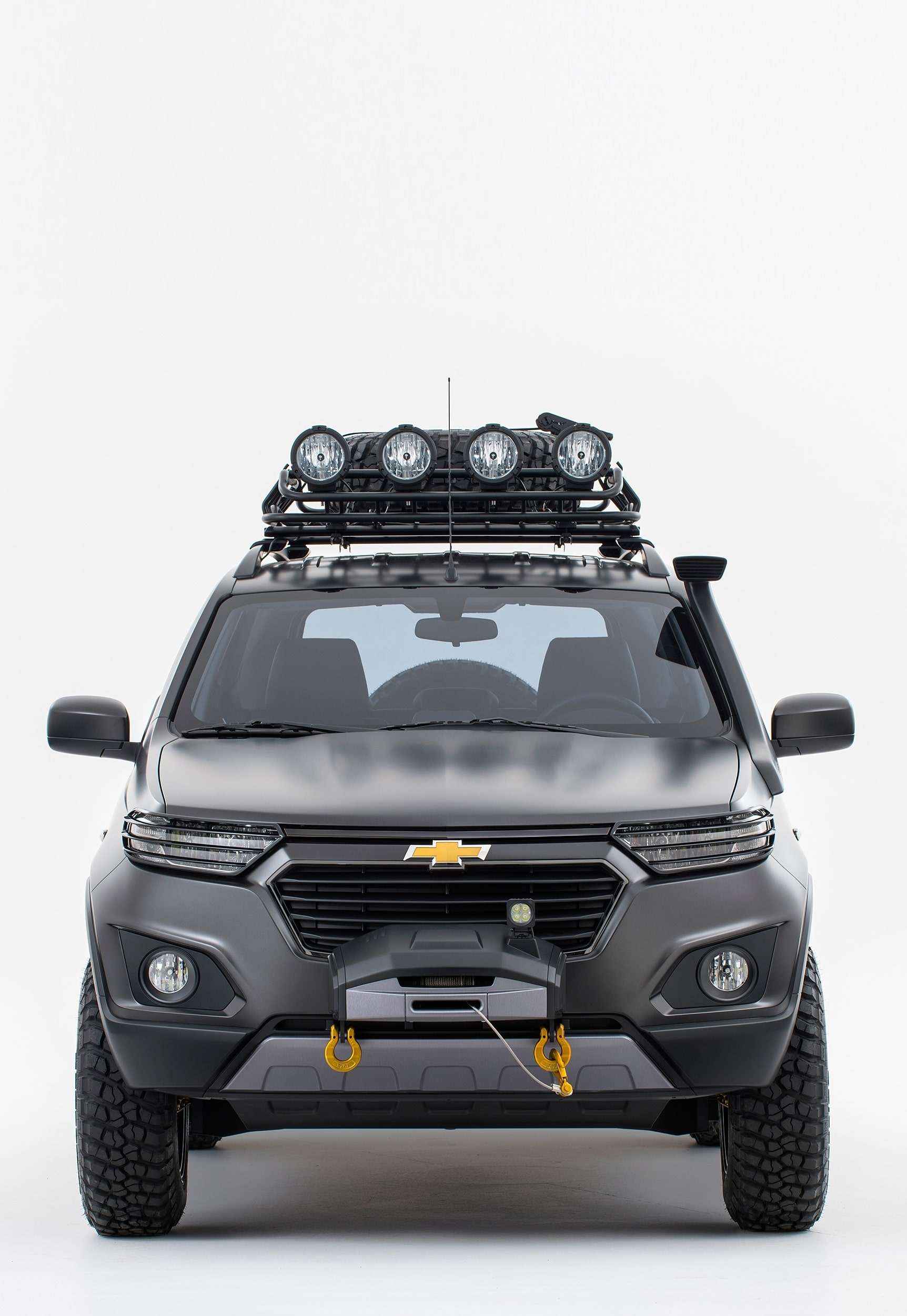 Chevrolet Niva 2 For mobile