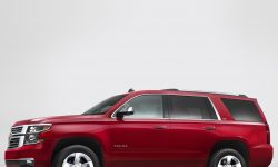 Chevrolet Tahoe 4 For mobile