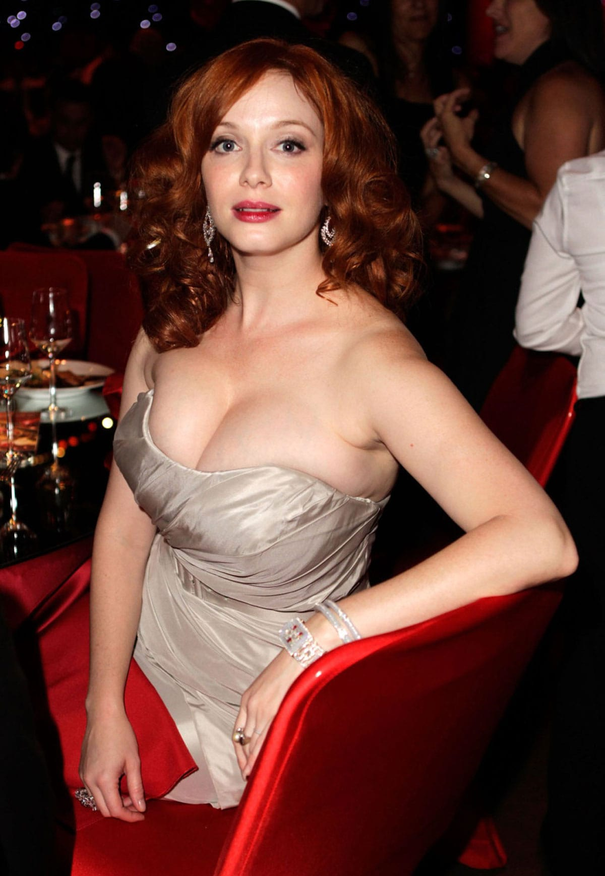 Christina Hendricks For mobile