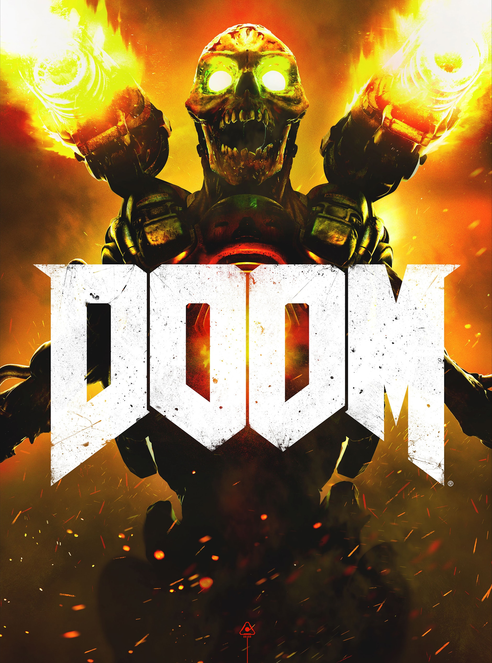 DOOM 2016 For mobile