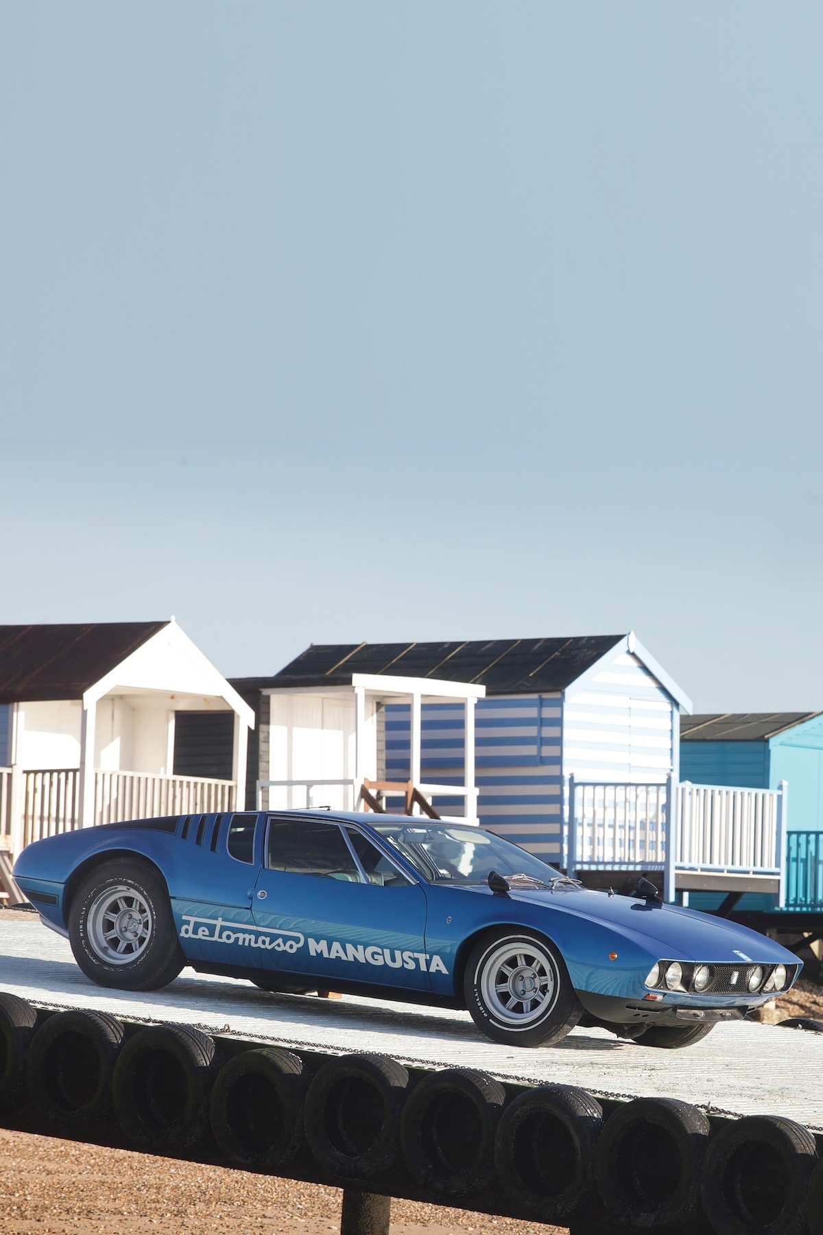 De Tomaso Mangusta For mobile
