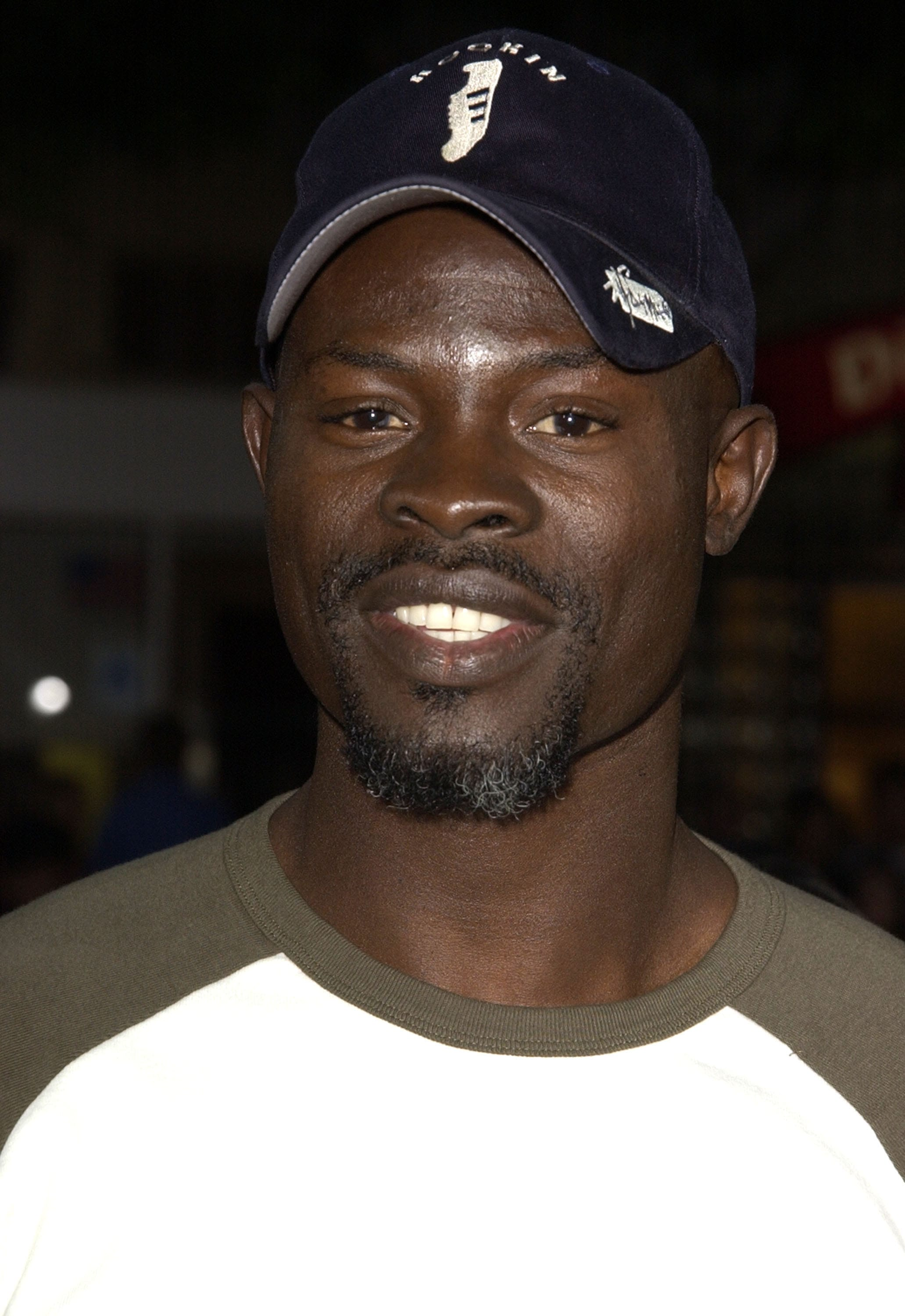 Djimon Hounsou For mobile