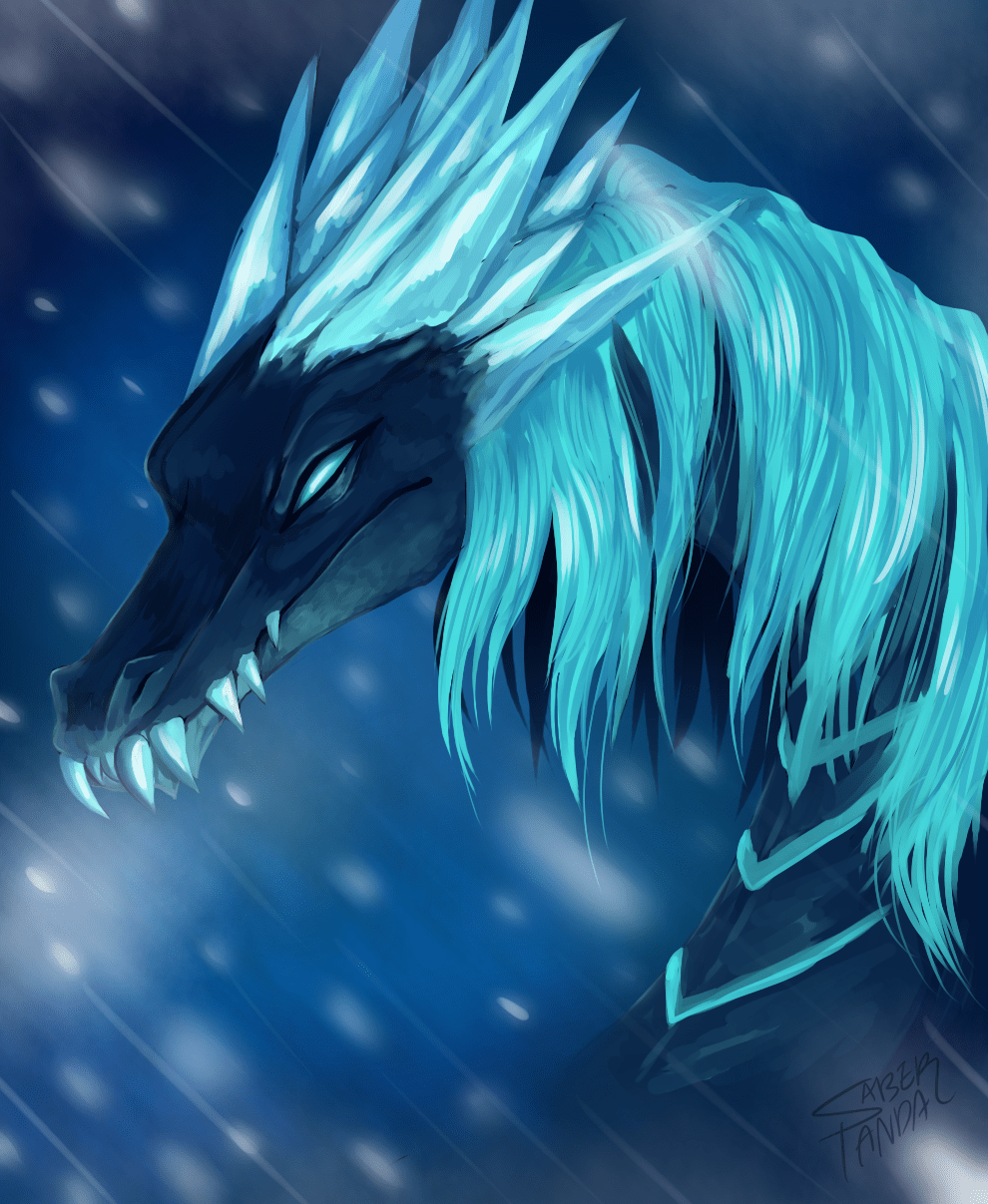 Dota 2 : Winter Wyvern For mobile