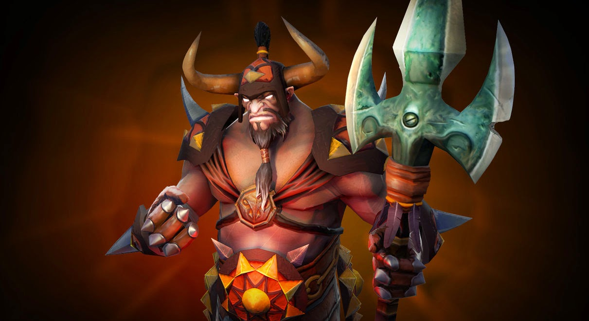 Dota2 : Centaur Warrunner for mobile