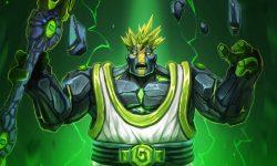 Dota2 : Earth Spirit for mobile