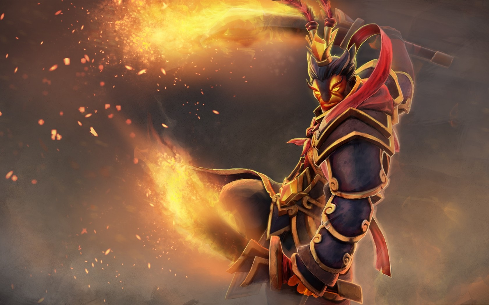 Dota2 Ember Spirit Hd Wallpapers 7wallpapers Net