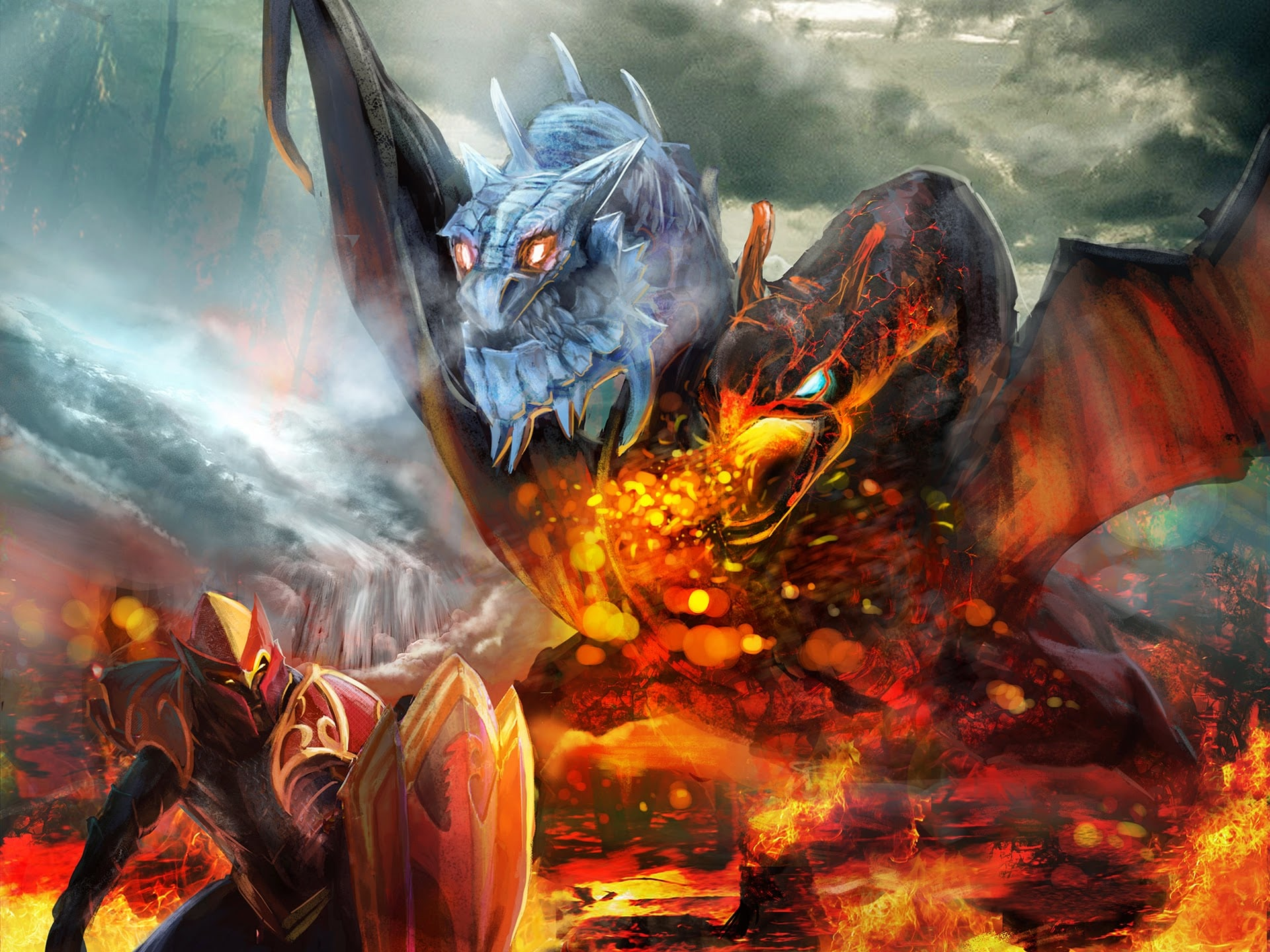 Dota2 : Jakiro for mobile