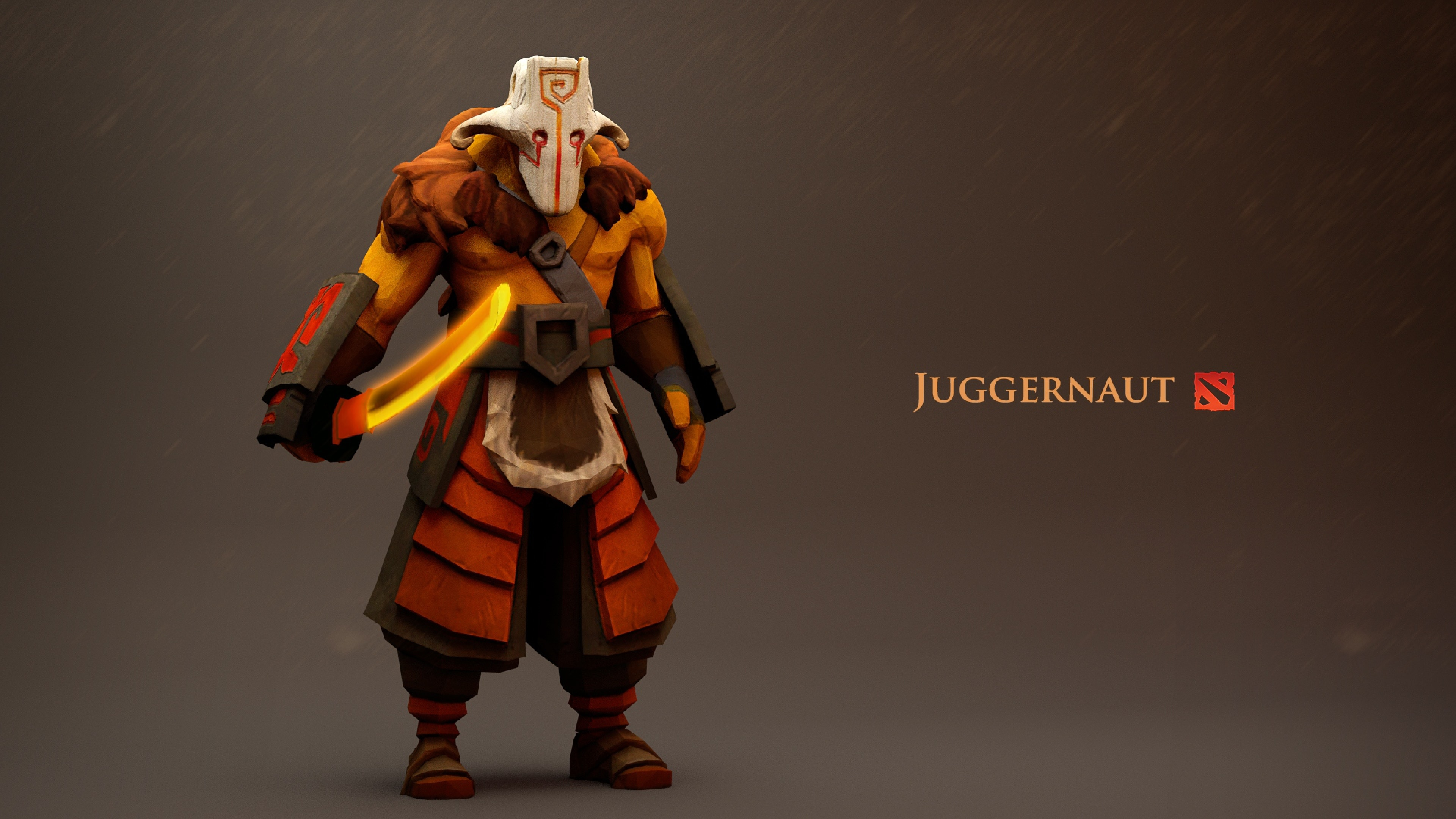 Dota2 : Juggernaut for mobile