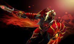 Dota2 : Legion Commander for mobile