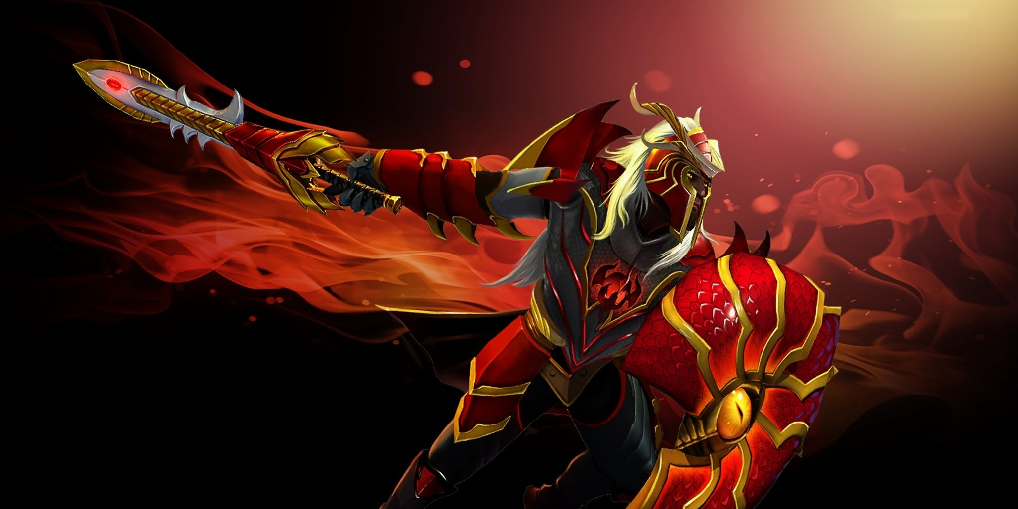 Dota2 : Legion Commander for mobile