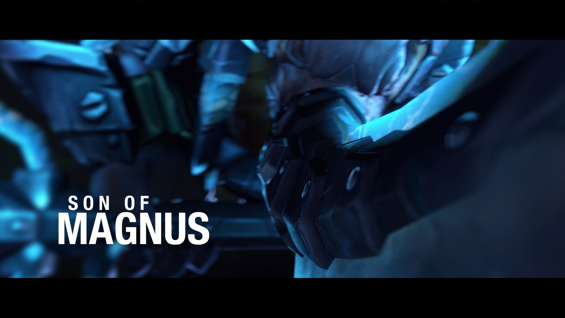 Dota2 : Magnus desktop wallpaper