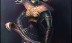 Dota2 : Medusa for mobile