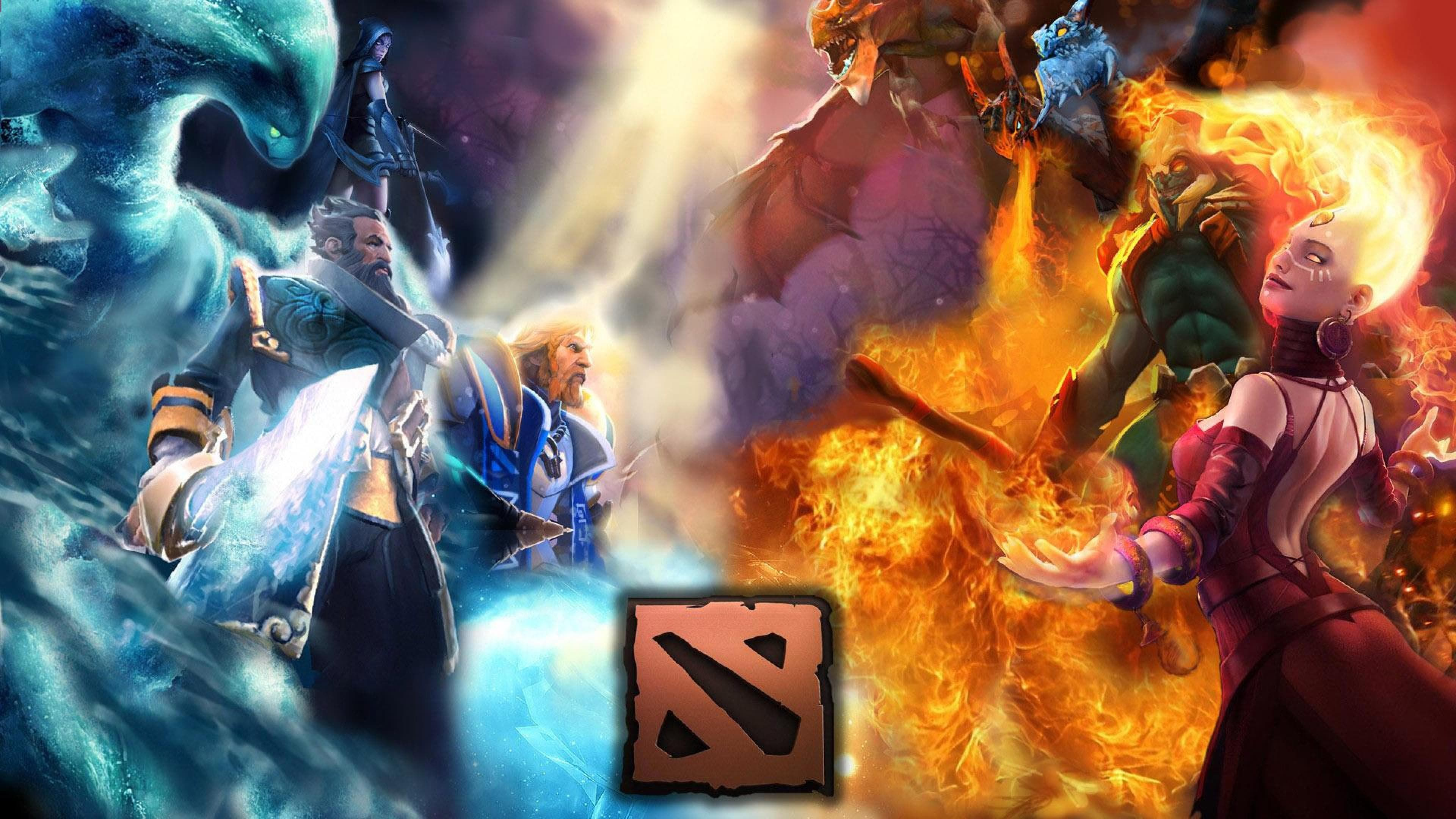 Dota2 : Morphling widescreen for desktop