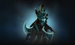 Dota2 : Phantom Assassin widescreen for desktop