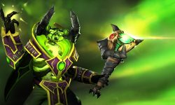 Dota2 : Pugna widescreen for desktop