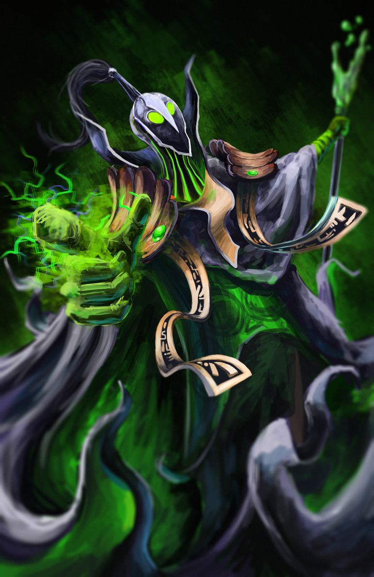 Dota2 : Rubick for mobile