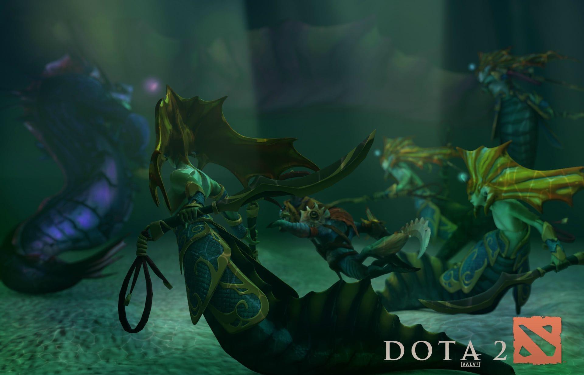 Dota2 : Slardar desktop wallpaper