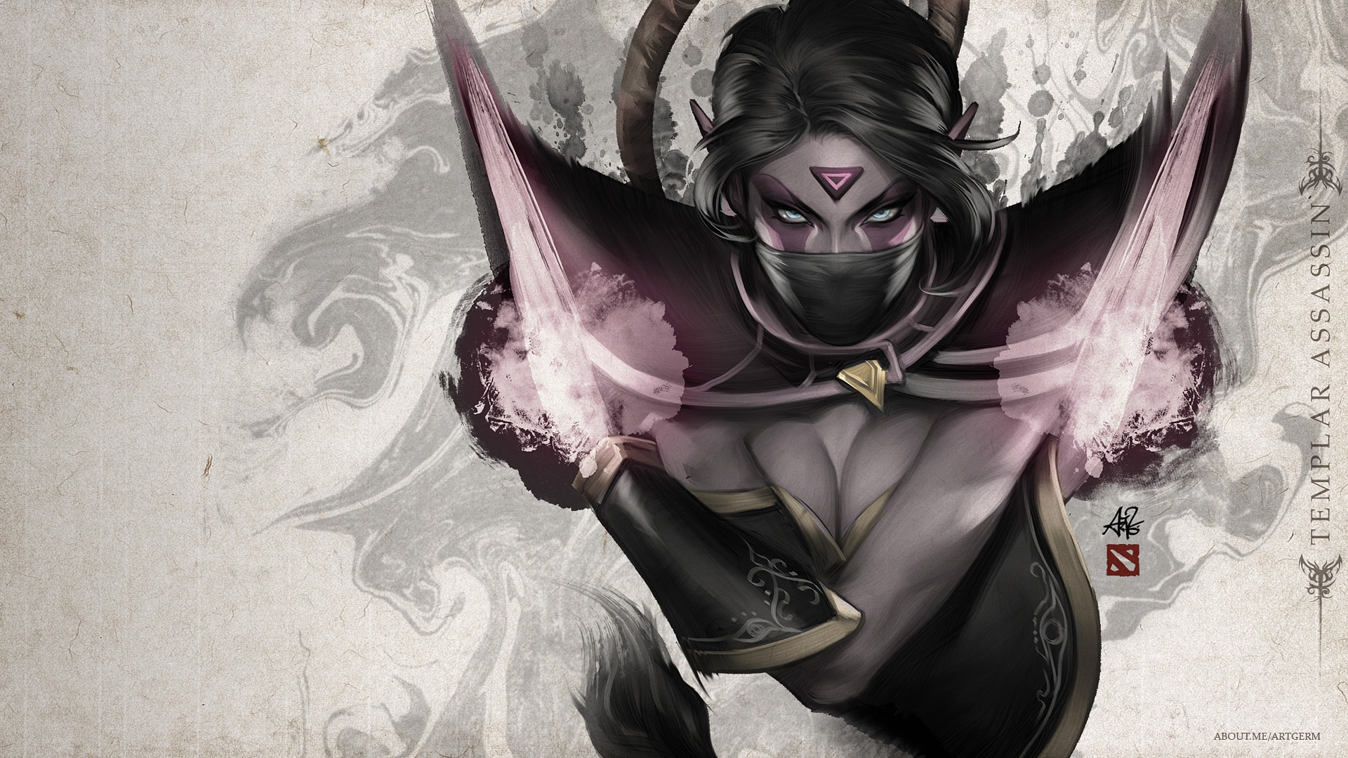 Dota2 : Templar Assassin for mobile