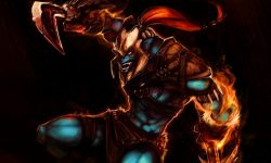 Dota2 : Troll Warlord Wallpaper