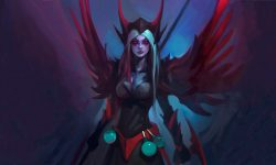 Dota2 : Vengeful Spirit for mobile