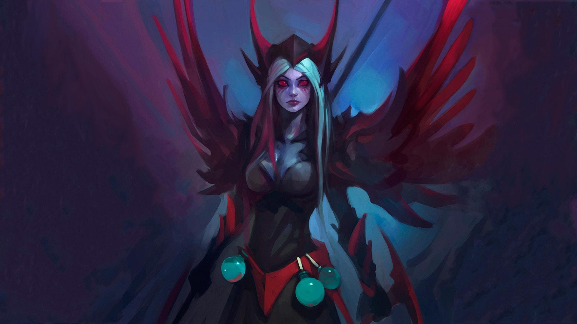 Dota2 : Vengeful Spirit for mobile