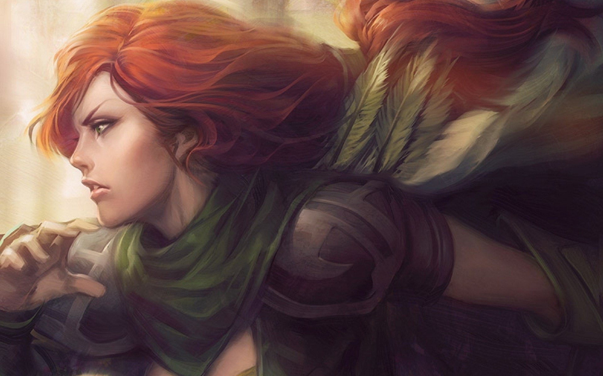 Dota2 : Windranger for mobile