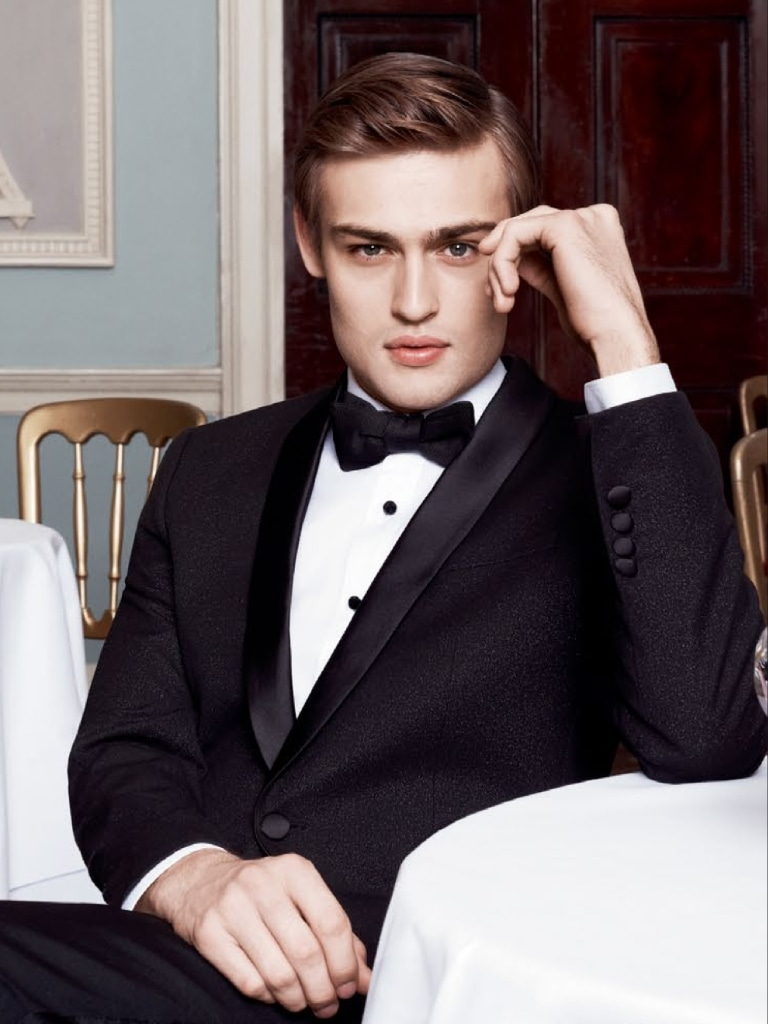 Douglas Booth For mobile