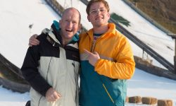 Eddie the Eagle full hd wallpapers