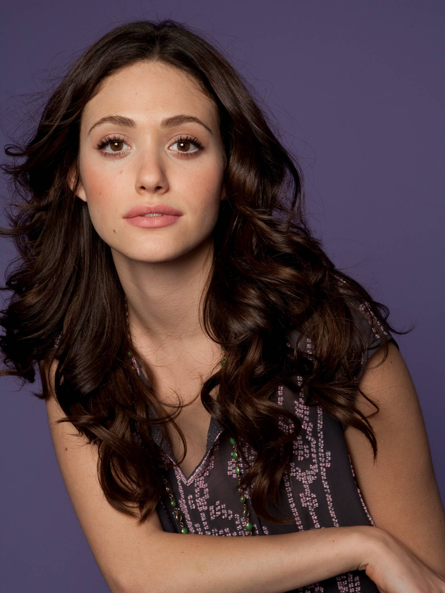 Emmy Rossum For mobile