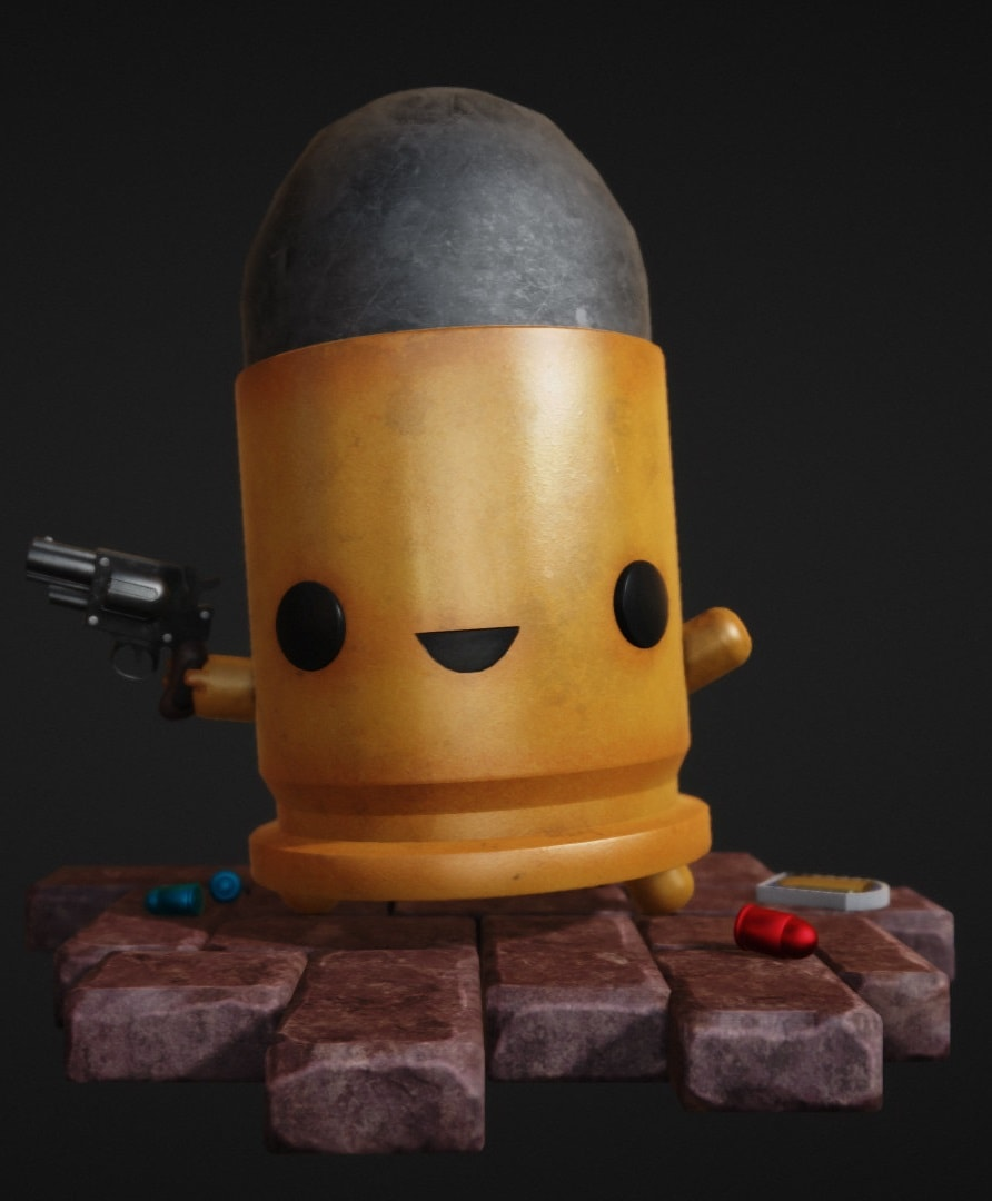 Enter the Gungeon For mobile