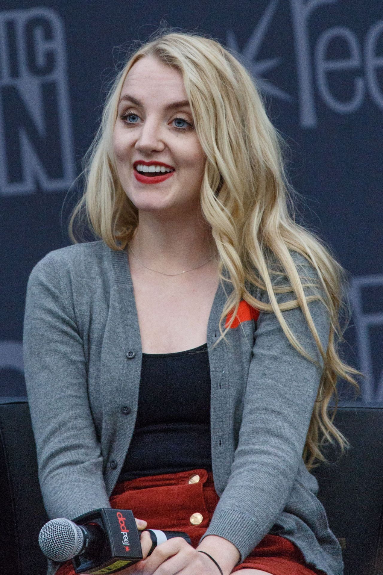 Evanna Lynch For mobile