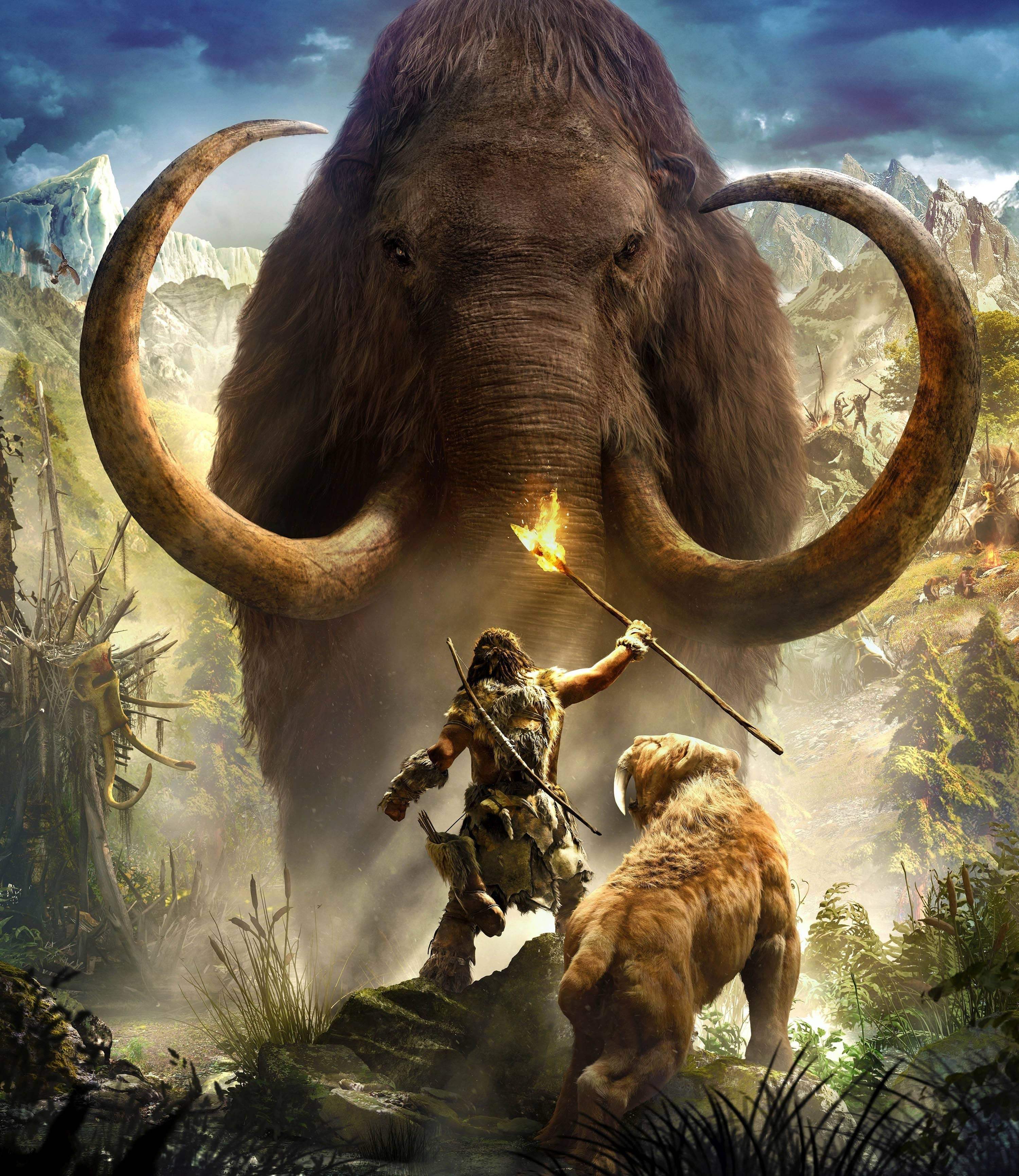 Far Cry Primal For mobile